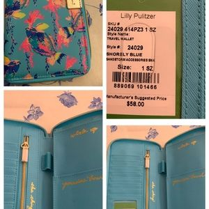 Lilly Travel Wallet